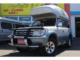 トヨタ ランドクルーザープラド キャンピングカー