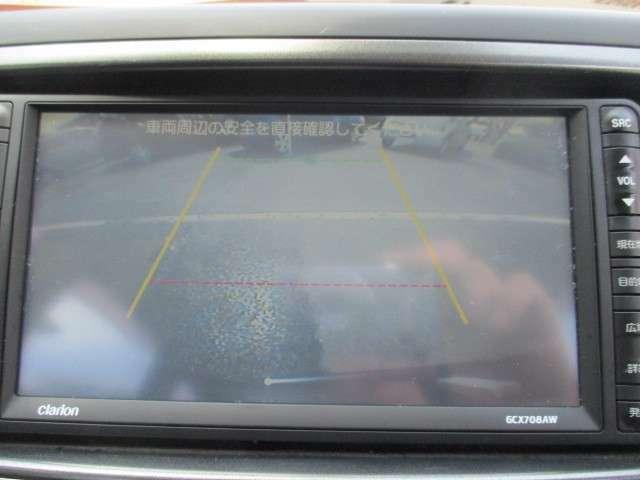 HDDナビワンセグ DVD 録音 SDスロットBカメラ ETC大人気装備のバックカメラ付いております。車庫入れ&バック時の死角を減らし楽々安心です!