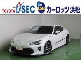 トヨタ 86 2.0 GT TRDエアロ 純正メモリーナビ 社外マフラー
