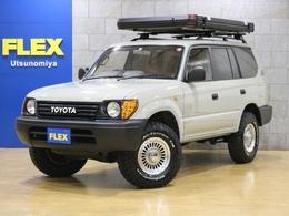 トヨタ ランドクルーザープラド 3.0 TX ディーゼルターボ 4WD クラシックコンプリート