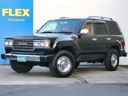 トヨタ ランドクルーザー100 4.7 VXリミテッド Gセレクション 4WD RENOCA106・角目四灯・シートカバー