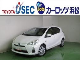 トヨタ アクア 1.5 S 純正メモリーナビ フルセグ シートヒーター