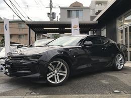 シボレー カマロ LT RS ディ-ラ-車レザーApplecarplayバックカメラ