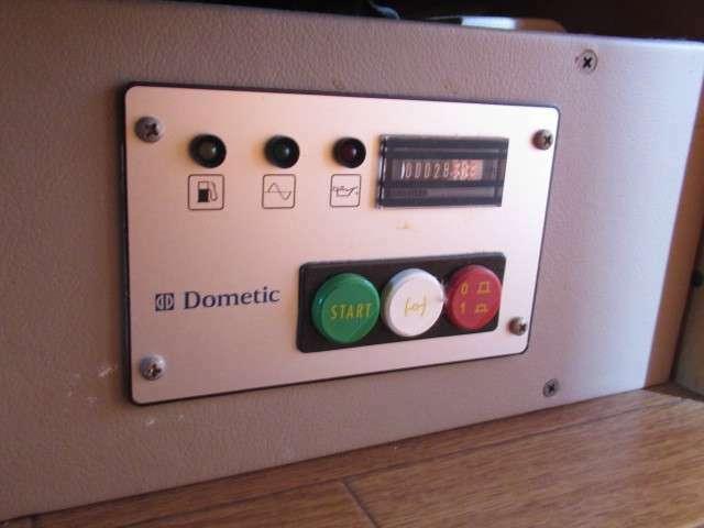 発電機は室内からON・OFFが可能です!