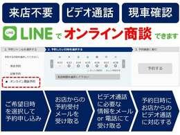 コロナ感染対策実施中♪ご来店不要でオンラインでの商談や郵送にてやり取りが可能です!!