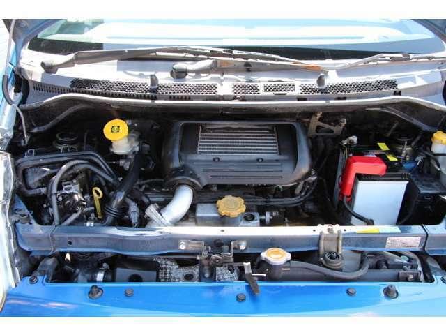 エンジンルームもピカピカです♪前オーナー様が大切にされていた感じが漂うAuto Garage Shoken【オススメ】の1台です!