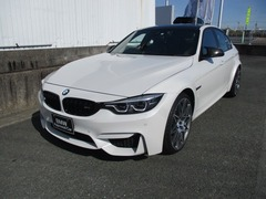 BMW M3セダン の中古車 コンペティション M DCT ドライブロジック 静岡県浜松市東区 838.0万円