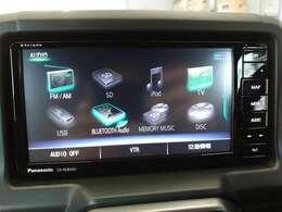 【フルセグ7インチナビ付】 Bluetooth Audio対応(ハンズフリーOK):フルセグ:CD録音最大8倍速:DVD再生 走行中操作・TV・DVD鑑賞可能 ★別途差額にて、8インチナビにも変更可能 ご相談下さい★