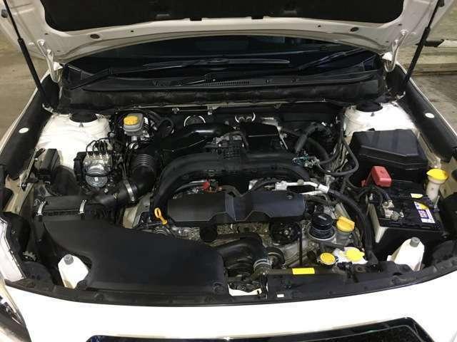 前オーナーが大切に乗られていたこのお車。汚れや傷もなく、メンテナンスもしっかりと行われていたお車です。