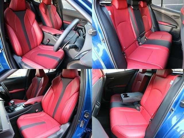 ◆純正オプション!Fスポーツ専用本革エアシート!新車時のみ注文できるオプションです!◆