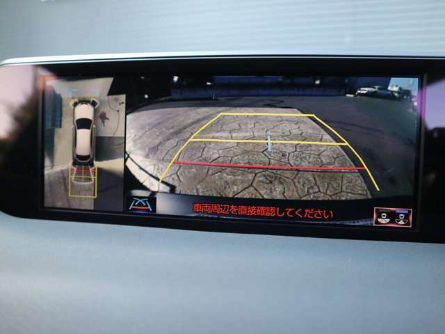 ◆純正オプション!パノラミックビューモニター!新車時のみ注文できるオプションです!◆