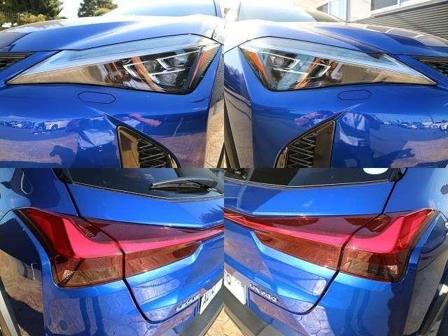 ◆純正オプション!三眼LEDヘッドライト!アダプティブハイビームシステム!新車時のみ注文できるオプションです!◆