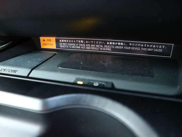◆置くだけ充電器!◆