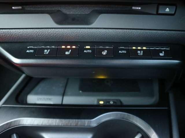 ◆純正オプション!ステアリングヒーター!前席ベンチレーション機能付きシートヒーター!新車時のみ注文できるオプションです!◆