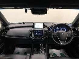 高級感のある車内は、全席クリーニング済みです!