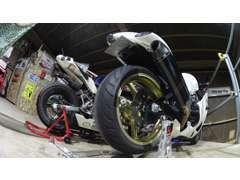 ☆お車だけでなく、バイクの販売・修理も承ります☆