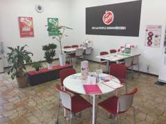 ☆カフェのような居心地のよい店内を心がけております。
