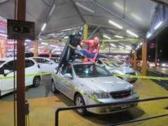 【在庫台数に自信有り】国産車を中心に、在庫台数は常時70台~80台を展示しております!各メーカー取り揃えております!