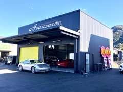 ☆展示場スペース1☆オール軽自動車、総勢40台の在庫です♪