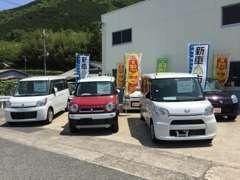 展示場も完備しておりますのでごゆっくりご覧頂けます。自社ホームページ http://www.kishida-cars.com/ 宜しければご覧下さい。