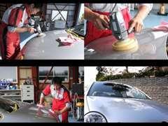 あなたの愛車のボディを美しく保ちます!丁寧な作業で輝く愛車にしてみてはいかかでしょうか?
