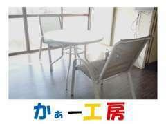 ◆こちらは商談スペースになります。お気軽にご来店ください!