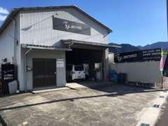 T・Y motorsの本社「尾鷲店」となります。