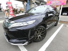 トヨタ ハリアー 2.0 プレミアム 1オーナー モデリスタフルエアロ