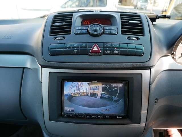 ナビ・フルセグTV・ETC装着済み☆楽しいドライブをサポートしてくれます♪