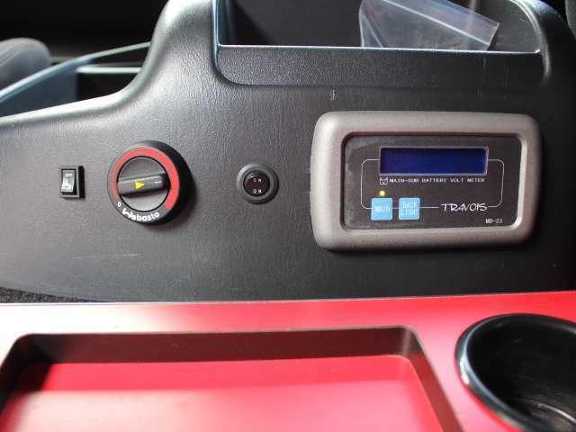 べバストFFヒーター装備!冬場の車内も快適です♪