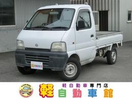 スズキ キャリイ 660 KA 3方開 4WD エアコン付