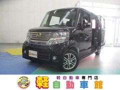 ホンダ N-BOX+ の中古車 660 カスタムG Lパッケージ 北海道苫小牧市 89.8万円