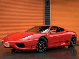 フェラーリ 360モデナ 3.6 正規D車純正6速チャレグリMSR可変マフラー