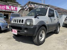 スズキ ジムニーワイド 1.3 JM 4WD 4WD5速1300cc