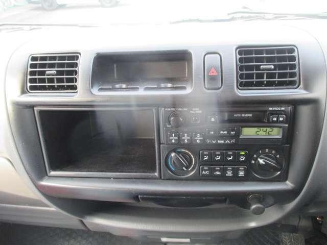 【安全装備】運転席エアバック、ABS。