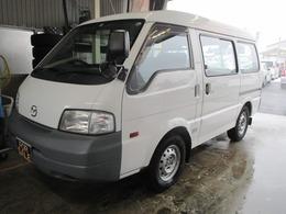 マツダ ボンゴバン 4ドアバン1.8DXハイルーフ 4WD (3人) ※4ナンバー車