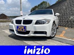 BMW 3シリーズ 320i Mスポーツパッケージ 純正18インチアルミ スモークテール