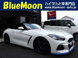 BMW Z4 sドライブ 20i Mスポーツ wedssport19AW黒革シートLED禁煙車ETC