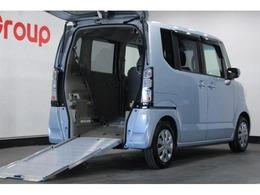 ホンダ N-BOX+ 660 G Lパッケージ 車いす仕様車 社外CD 片側電動Sドア 全国3年保証付