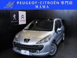 プジョー 207SW GTi Peugeot&Citroenプロショップ 5速MT