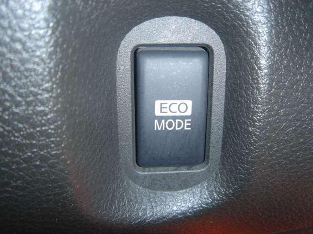 ECOモードスイッチ付きです!!