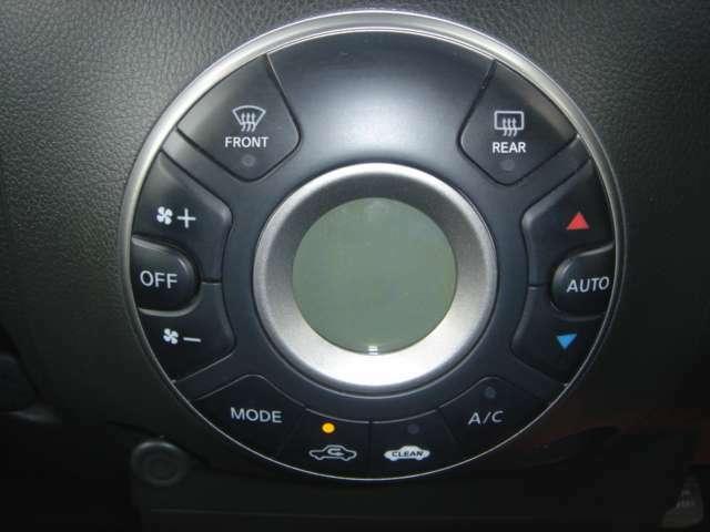 デジタル式オートエアコンです!!