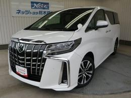 トヨタ アルファード 2.5 S Cパッケージ サンルーフ ディスプレイオーディオ