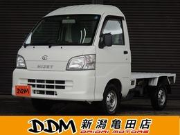 ダイハツ ハイゼットトラック 660 エアコン・パワステスペシャル 3方開 4WD パワステ/パワーウインド/4WD/エアコン