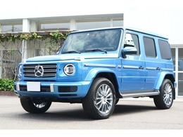 メルセデス・ベンツ Gクラス G550 AMGライン 4WD Gmanufakturプログラム サウスシ-ブル-