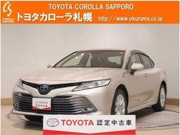 トヨタ カムリ 2.5 G E-Four 4WD 試乗車UP・トヨタセフティーセンス付