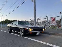 ダッジ コロネット 1973モデル 4ドア セダン 318 ベンコラ D車(国際興業) ''FOURONET''