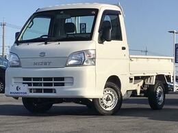 ダイハツ ハイゼットトラック 660 エアコン・パワステスペシャル 3方開 4WD パワーステアリング/ワンオーナー/エアコン