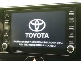 【トヨタディスプレイオーディオ】スマホを繋いでアプリを利用したり、オプションでナビ機能やDVD再生等、スマホ感覚でいろんなサービスが楽しめます!