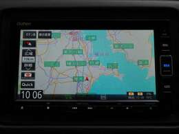 ギャザズスタンダードインターナビVXM204VFi メモリーナビゲーション搭載です CD録音 DVD再生 Bluetooth接続 ワイドFM対応 フルセグチューナー付きです